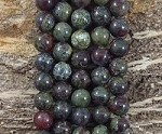 Dragon Bloodstone 12mm Round