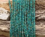 Russian Amazonite 4mm Round