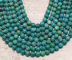 Russian Amazonite 8mm Round