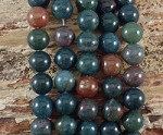Bloodstone 12mm Round