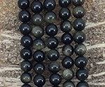 Golden Obsidian 10mm Round