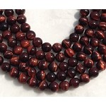 Red Tiger Eye 12mm Round