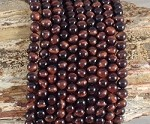 Red Tiger Eye 6mm Round