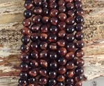 Red Tiger Eye 8mm Round