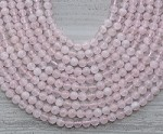 Rose Quartz 6mm Round